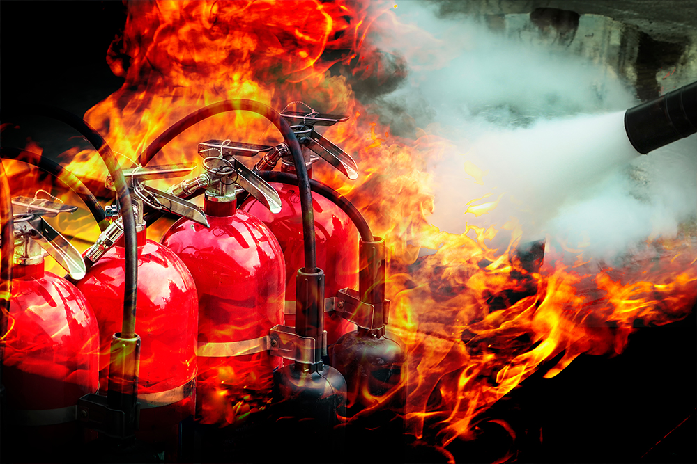 Fire Extinguisher Training - First-Aide Health & Safety