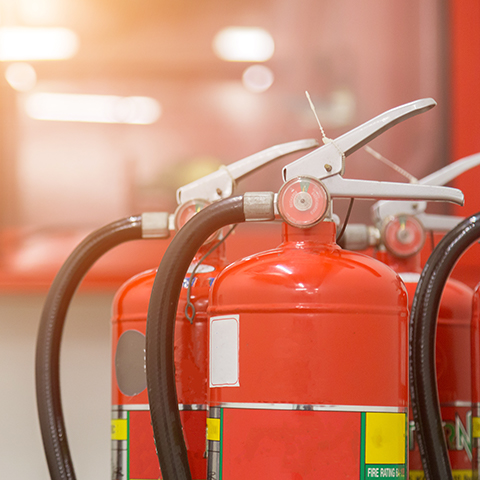 Fire Extinguishers Training - First-Aide Health & Safety